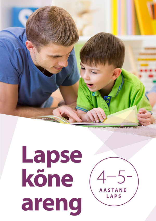 Lapse kõne areng 4-5 aastased