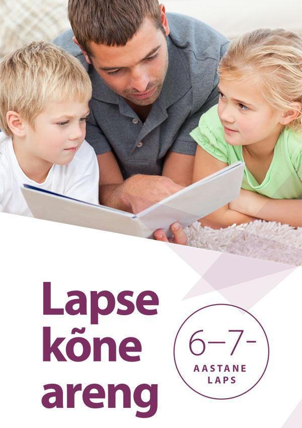 Lapse kõne areng 6-7 aastased